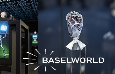 Flashback to Baseworld 2016: An overview of the showcases from Dietlin during the fair >>>more