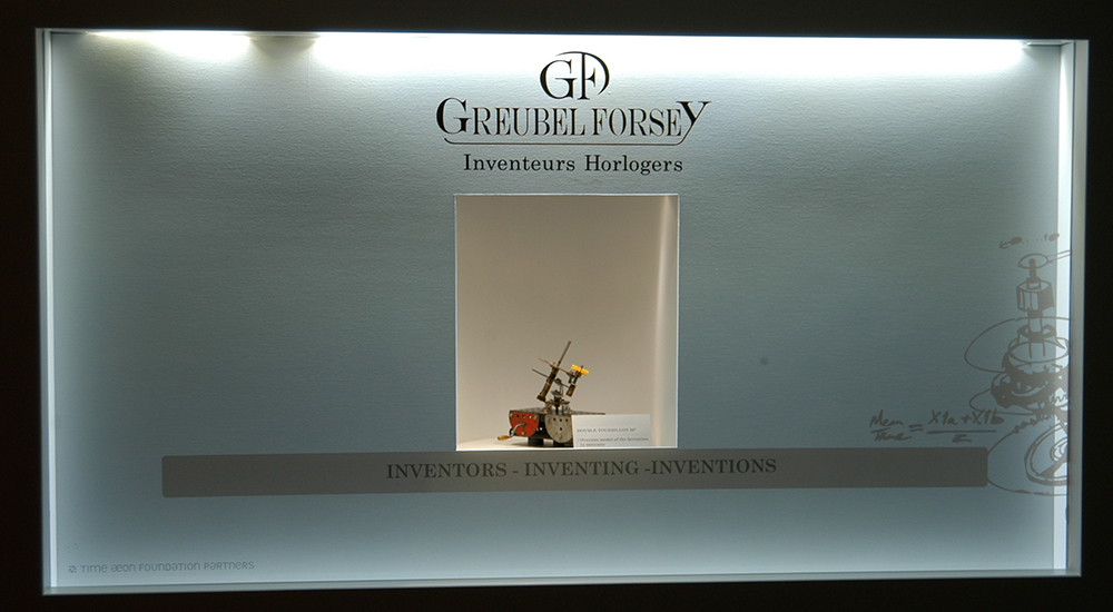 Greubel Forsey at Baselworld 2005