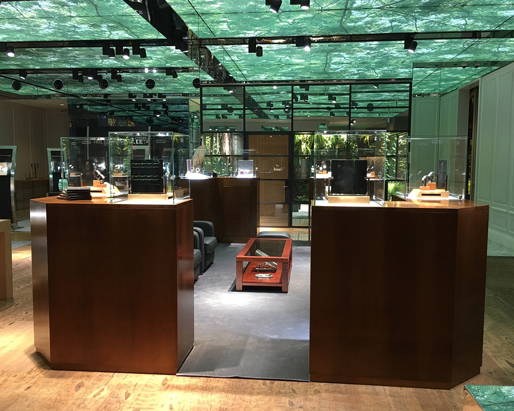 Espace F.P. Journe at The Hour Glass Singapore.