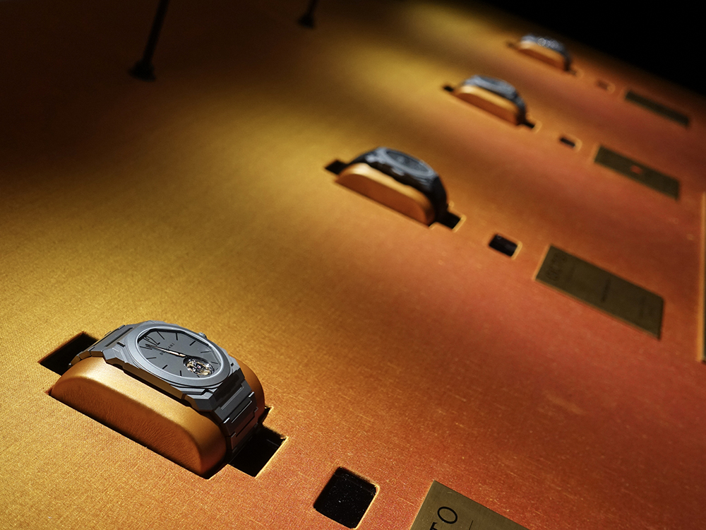 Bulgari at Baselworld 2018: 4 world records within reach on a free access table!