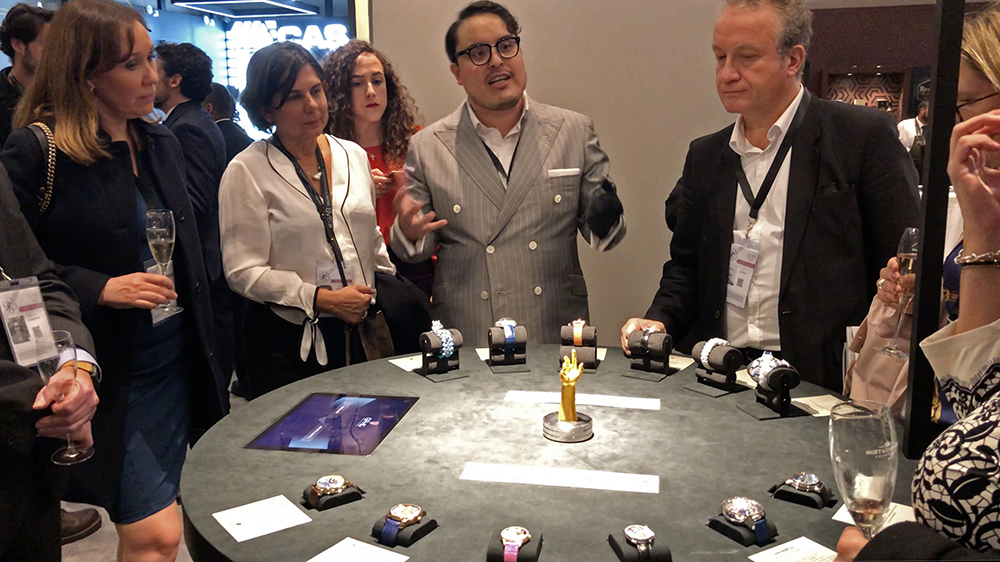 The GPHG creates a sensation in Mexico, third stage of its roadshow.