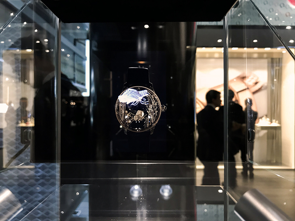 Baselworld 2018 Highlights: An overview of the showcases from Dietlin during the fair.