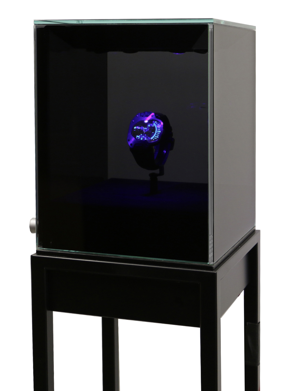 UV Ultra-violet display case