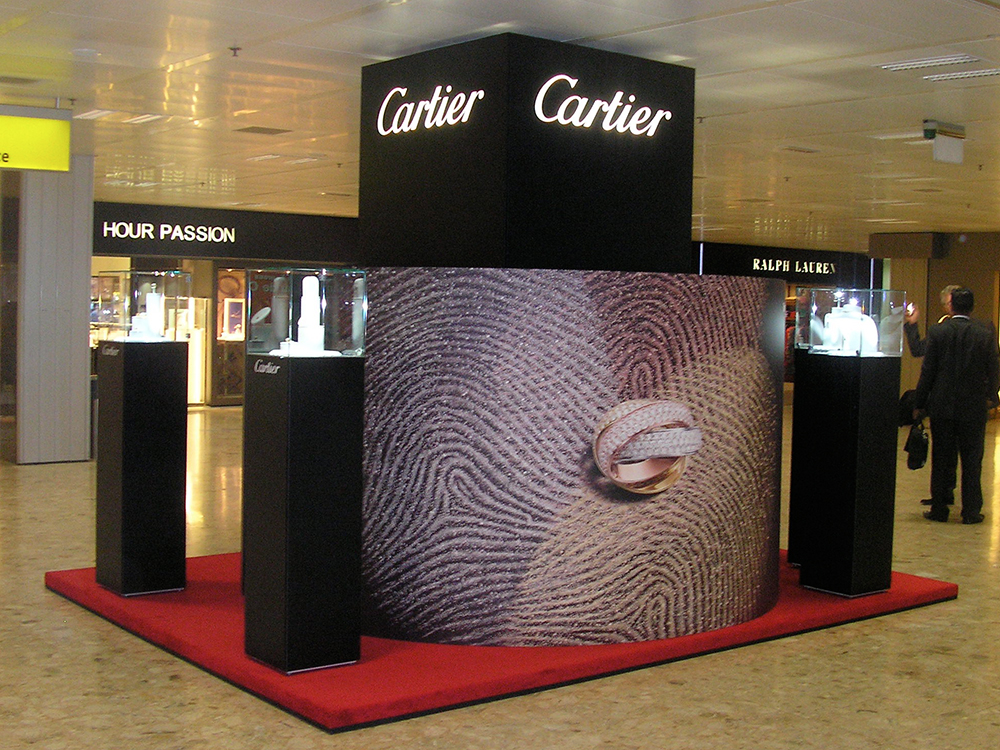 #cartier #genevaairport