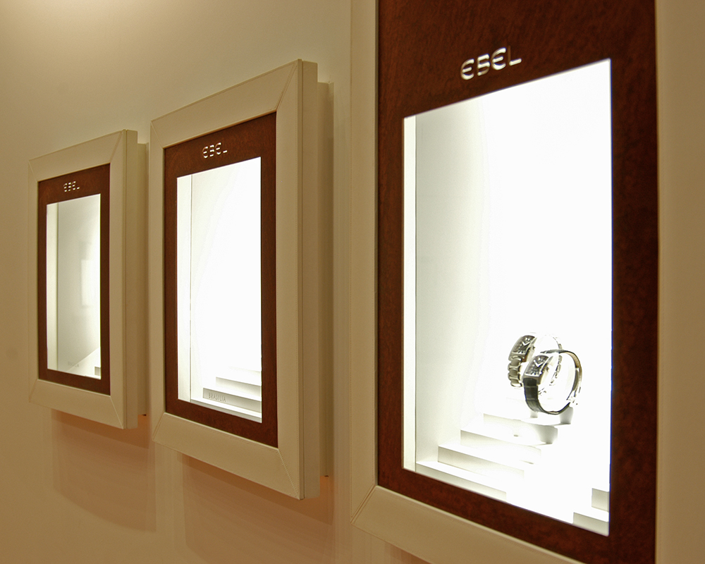 Ebel at Baselworld.