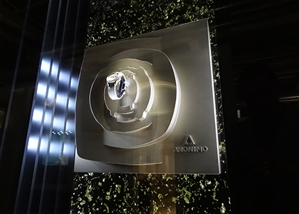 Anonimo Watches at Baselworld 2014.